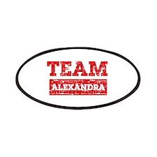 Team Alexandra Patches