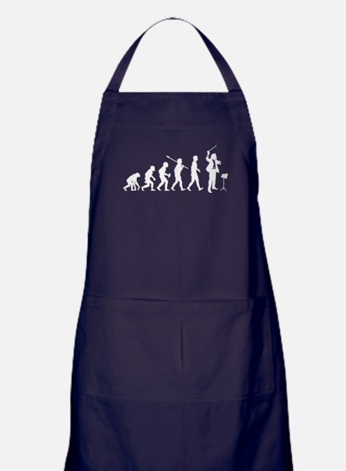 Music Conductor Apron (dark)