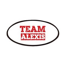 Team Alexis Patches