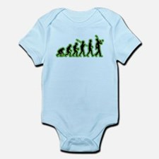 Trumpet Player Infant Bodysuit