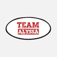 Team Alyssa Patches