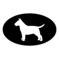 Bull Terrier Decal