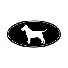 Bull Terrier Patches