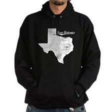 San Antonio, Texas. Vintage Hoodie