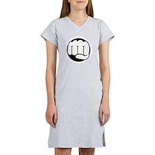 Fist Of Goodness Women's Nightshirt