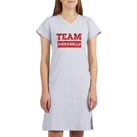 Team Annabelle Women's Nightshirt
