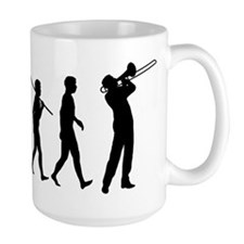 Trombone Player Mug