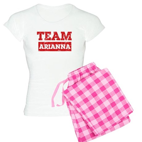 Team Arianna Women's Light Pajamas