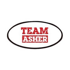 Team Asher Patches