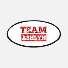 Team Ashlyn Patches