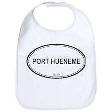Port Hueneme oval Bib