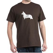Cardigan Corgi T-Shirt