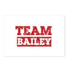 Team Bailey Postcards (Package of 8)