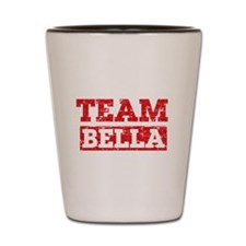 Team Bella Shot Glass