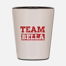 Team Bella Shot Glass