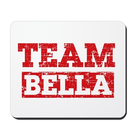 Team Bella Mousepad
