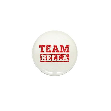 Team Bella Mini Button (100 pack)