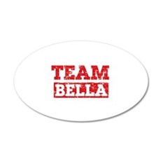 Team Bella Wall Decal