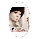 Pearl Lover Sticker (Oval)