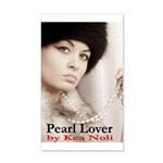 Pearl Lover 35x21 Wall Decal