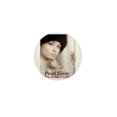 Pearl Lover Mini Button (10 pack)