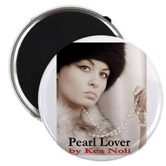 """Pearl Lover 2.25"""" Magnet (100 pack)"""