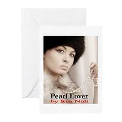 Pearl Lover Greeting Cards (Pk of 10)