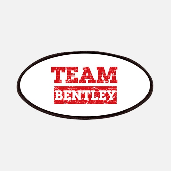 Team Bentley Patches