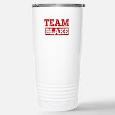Team Blake Stainless Steel Travel Mug
