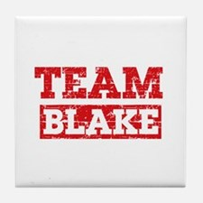 Team Blake Tile Coaster