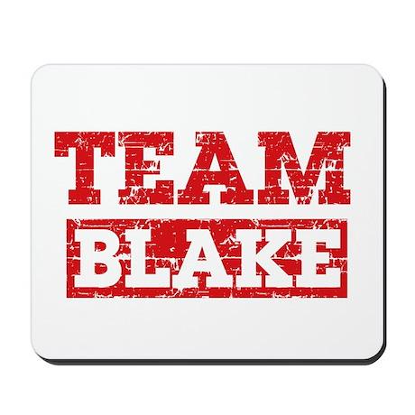 Team Blake Mousepad