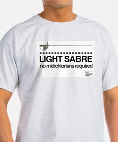 No Midichlorians Required T-Shirt