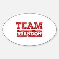 Team Brandon Decal