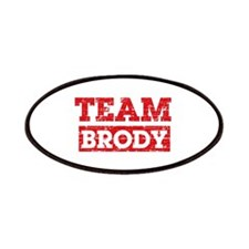 Team Brody Patches
