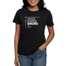 Rock Paper Sword Tee