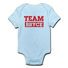 Team Bryce Infant Bodysuit