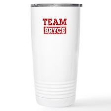 Team Bryce Travel Coffee Mug