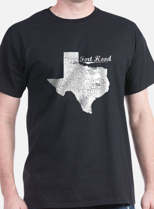 Fort Hood, Texas. Vintage T-Shirt