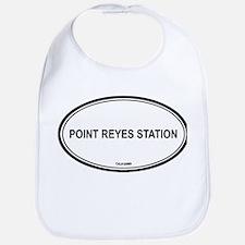 Point Reyes Station oval Bib