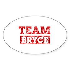 Team Bryce Decal