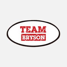 Team Bryson Patches