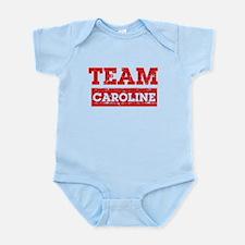 Team Caroline Infant Bodysuit