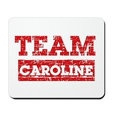 Team Caroline Mousepad