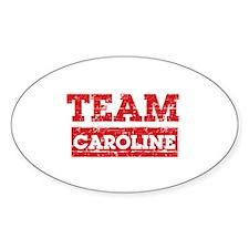 Team Caroline Decal