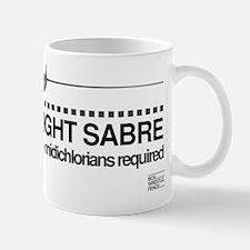 No Midichlorians Required Mug