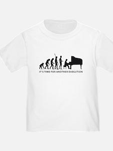 evolution piano T