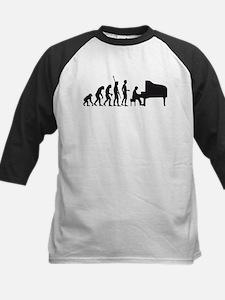 evolution piano player Tee