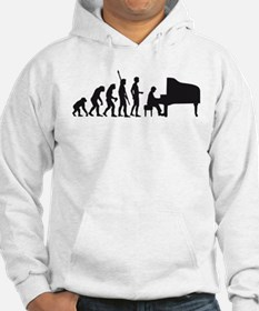 evolution piano player Jumper Hoody