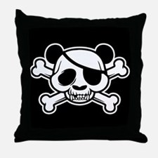 Pandas of Pandazance Throw Pillow