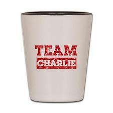 Team Charlie Shot Glass